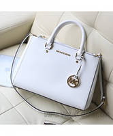 Женская сумка MICHAEL KORS MEDIUM SUTTON WHITE (5543), фото 1
