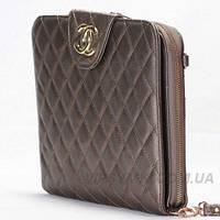 Женская сумка-чехол для iPad 12 CHANEL style (12 Silver), фото 1