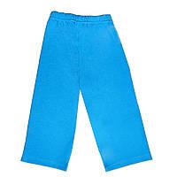 Штаны (брюки ясельные)  (Голубой)