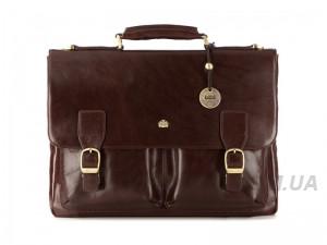 Кожаный мужской портфель Wittchen (10-3-405-4), фото 1
