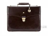 Кожаный мужской портфель с отделением для ноутбука Wittchen (10-3-015-4), фото 1