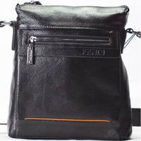 Мужская сумка Fendi (619-366 Black), фото 1