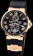 Мужские механические наручные часы Ulysse Nardin Maxi Marine ААА класс