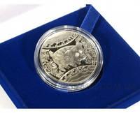 "Серебряная монета ""Год Свиньи (Кабана)"", фото 1"