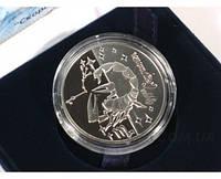 "Серебряная монета ""Скорпион"", фото 1"