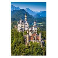 Карбоновый обогреватель-картина Трио Замок