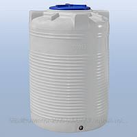 Емкости вертикальные однослойные 500 литров
