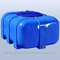 Емкости для воды 200 л. овальные, двухслойные