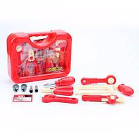 Игровой набор инструментов в чемодане 6605