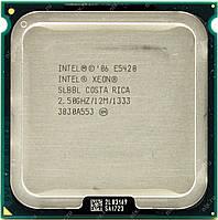 Xeon X5355 2.66GHz/8M/1333 (SLAEG) G0 s771-775 аналог Core 2 Quad Q9450