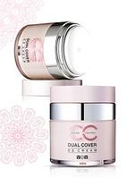 Защитная основа под макияж Dual Cover CC крем