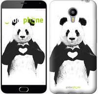 """Чехол на Meizu M2 Note All you need is love """"2732c-94"""""""