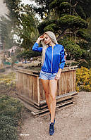 Курточка женская легкая 1047 фан