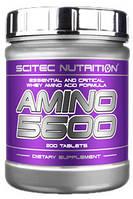 Аминокислоты AMINO 5600 200 ТАБЛЕТОК