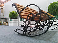 Кресло-качалка 2-х месная