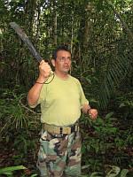 Мачете Tramontina 18″ Bush. Производство Бразилия. Общая длина 60 см. Экспертное заключение прилагается.