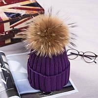 Красивая шапка для девушки ( разные цвета)