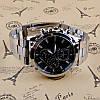 """Мужские кварцевые наручные часы """"M&H"""" с браслетом - Фото"""