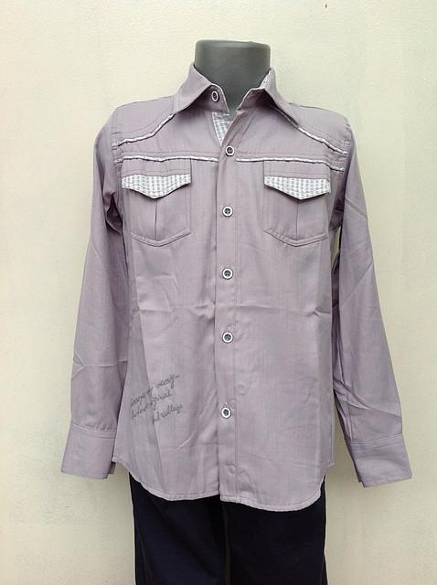 Рубашка для мальчиков 128,140,152,164 роста Хлопок натуральный