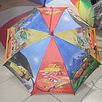 """Зонт детский трость """"Тачки"""", купол 85 см"""