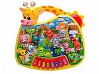 Детский музыкальный развивающий орган М 6031