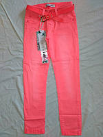 Брюки штаны джинсы котоновые летние подросток 7-14 лет