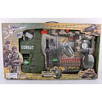 Детский игровой набор полиции 33480 Combat