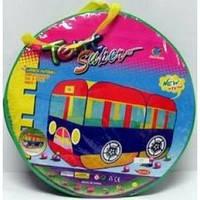 Детский домик, игровая палатка Автобус А999-20