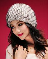 Женская норковая шапка, фото 2