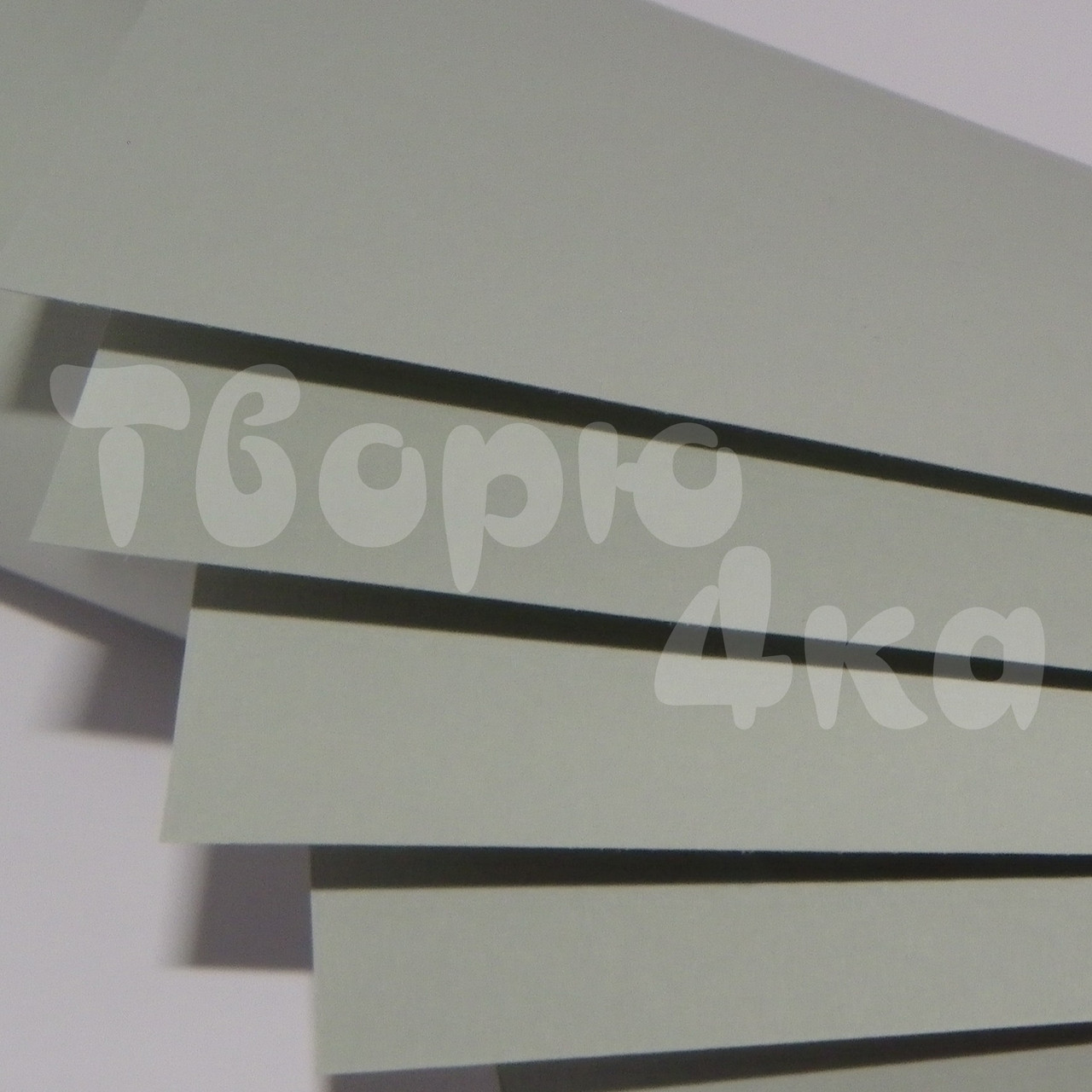 Бумага цветная А4 80 гр/м.кв deep platinum (серый)