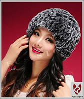 Женская меховая шапка. Натуральный мех, фото 1