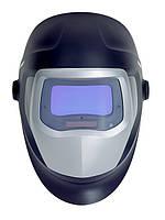 Щиток сварщика 3М Speedglas™ 9100 в комплектации со светофильтром Speedglas™ 9100V, код. 501805