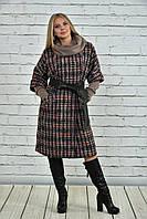 Пальто женское большие размеры, фото 1
