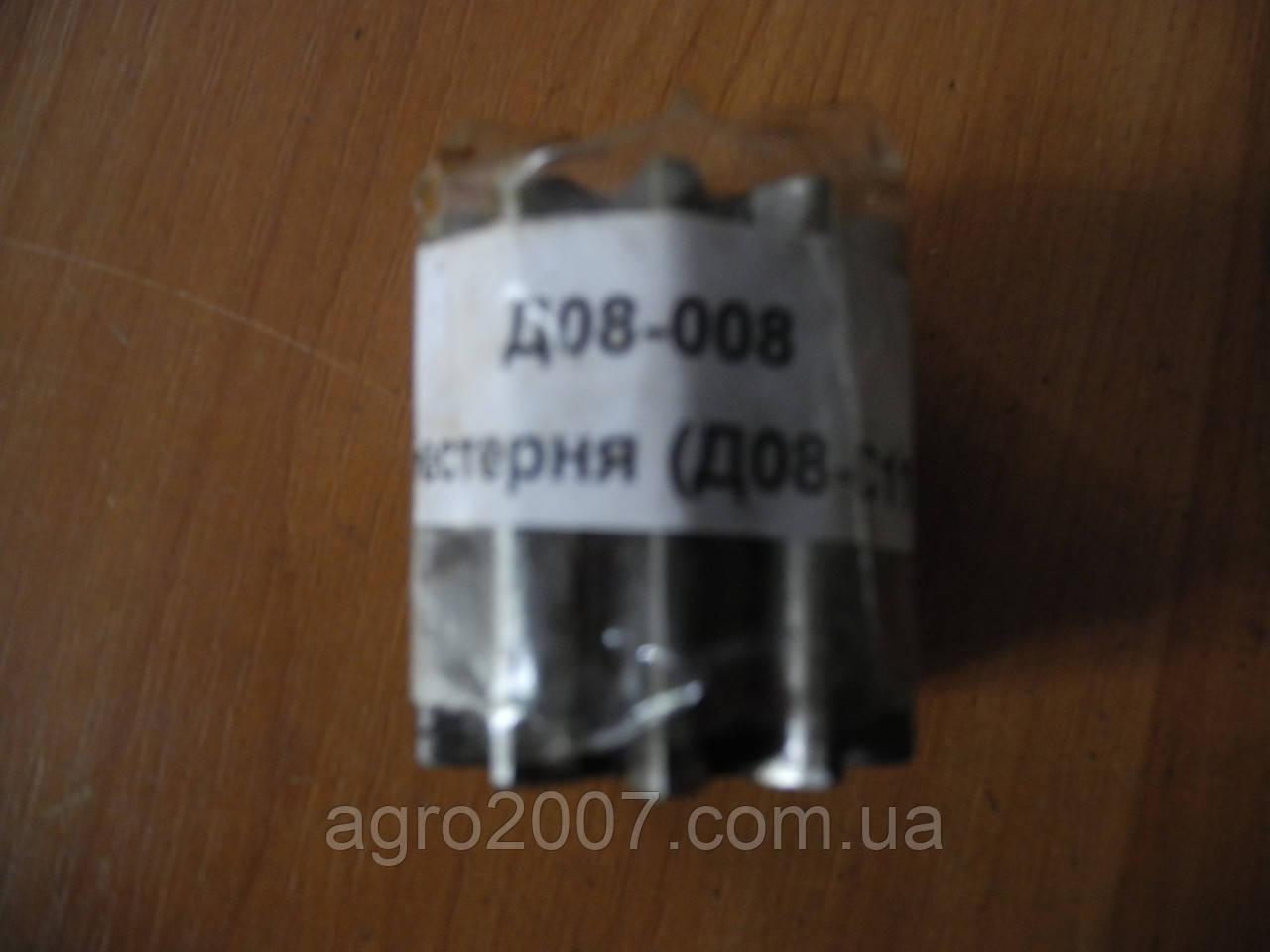 Д08-008 Шестерня (Д08-С11) привода масляного насоса ЮМЗ