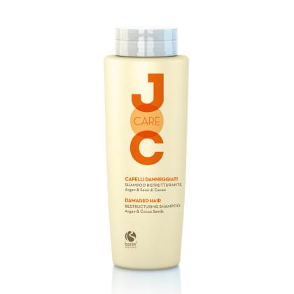 NEW Barex Joc Care Шампунь Глубокое восстановление с аргановым маслом и какао-бобами 250 мл.