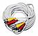 Патчкорд комбинированный коаксиальный+питание 25м  BNC+DC, фото 2