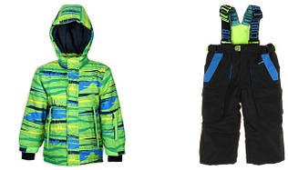 Зимние комбинезоны, куртки