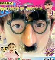 Очки с носом Гогия