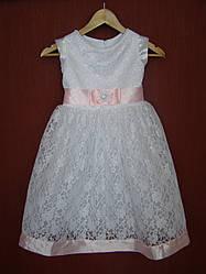 Детское нарядное платье № 8