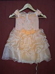 Детское нарядное платье № 10