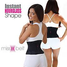 Пояс Мисс Бэлт Miss Belt компрессионный для похудения, фото 2