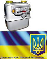 Счетчик газовый G1,6 - RS/2001-2 САМГАЗ