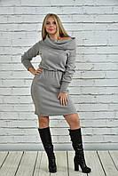 Сукня жіноча ангора, великі розміри