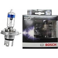 Bosch H4 gigalight plus 120 Автолампа, комплект 2шт, Германия
