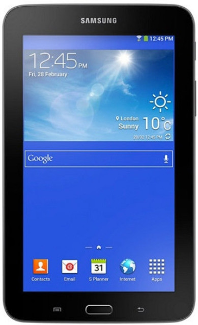 Планшет SAMSUNG SM-T116N Galaxy Tab 3 7.0 3G Lite VE Ebony Black
