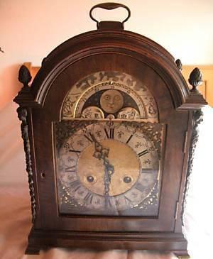 Часы настольные 19 век, фото 2