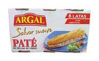 Паштет из свиной печени (Argal), 83 г