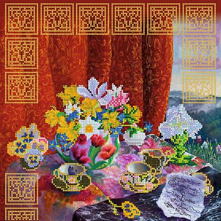 """Схема для вышивания бисером """" Восточный натюрморт"""", фото 2"""