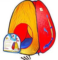 Детская игровая палатка М 3010   75 х 75 х 90 см.
