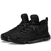 Оригинальные  кроссовки Nike Zoom KD 9 Black & Anthracite